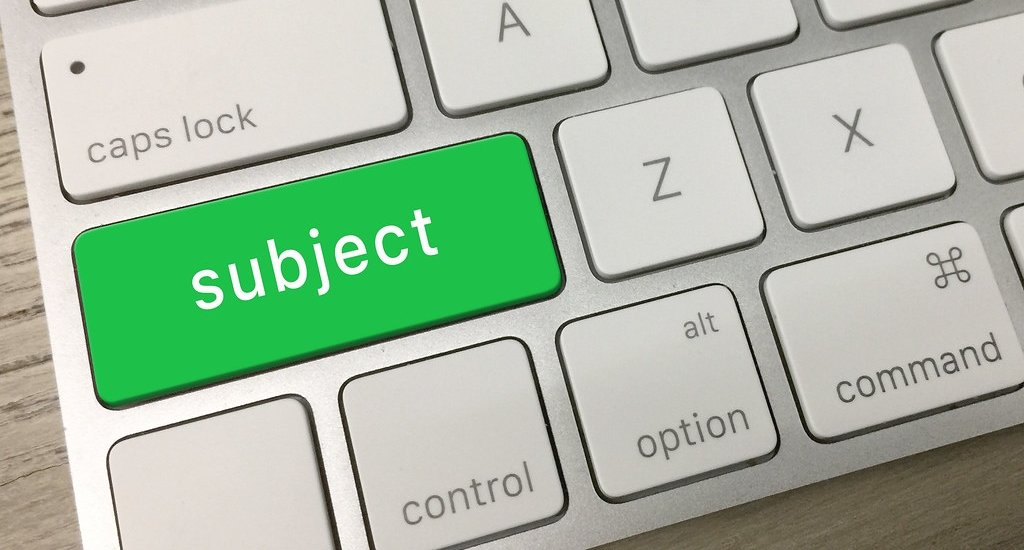 What is the Difference Between Subject vs Content?