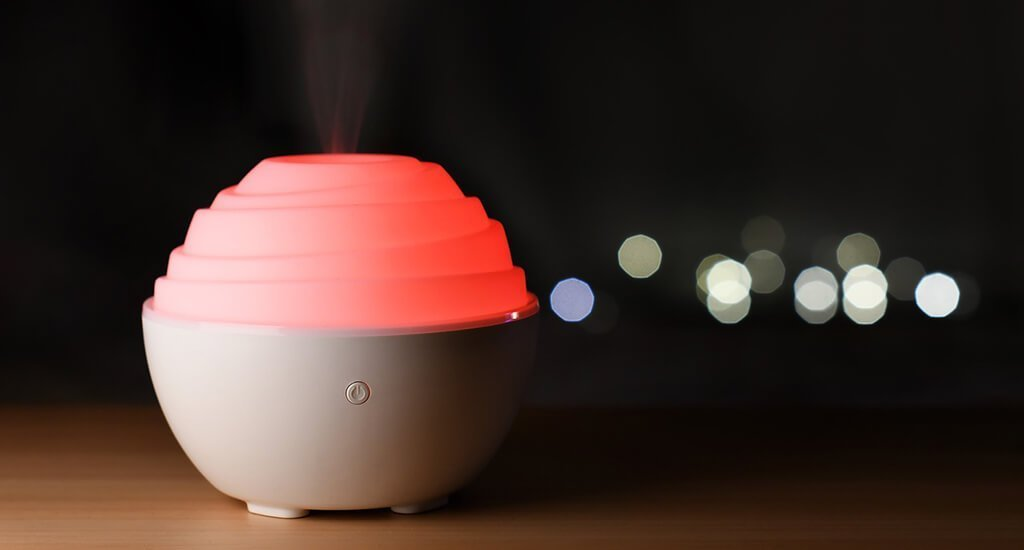 difference between vaporizer vs humidifier
